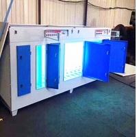 無錫UV光氧催化設備 廢氣處理環保設備