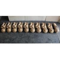 廠家供應焊接牙輪掌片 樁基鉆孔筒鉆專用 帶保徑地層用牙輪掌