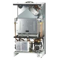 煤改氣工程用天然氣壁掛爐家庭采暖生活熱水兩用壁掛爐20KW