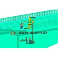 桥梁排水管安装施工设备/施工车