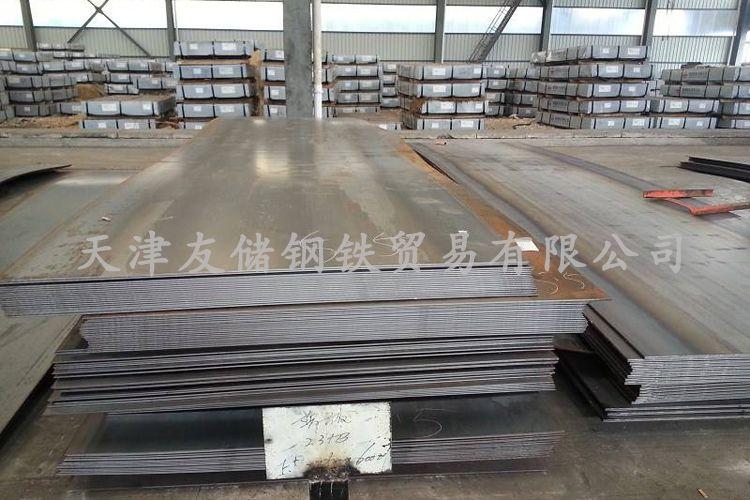 天津熱扎板 天津熱軋鋼卷 Q235B Q345B-- 本鋼