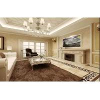 郑州客厅装修模块化轻钢龙骨吊顶定制效果图