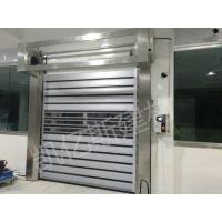 合肥铝合金快速门定制加工免费安装