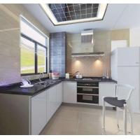 广州厨房整体橱柜、餐厅收纳柜私人定制还是赛诺鑫更专业