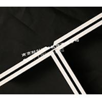 南京铝合金烤漆T型龙骨-圆凹槽龙骨