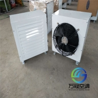 4GS軸流式熱水暖風機 大棚暖風機