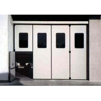 安徽吉运祥 车间折叠门 电厂折叠门 不锈钢折叠门 抗风防盗