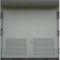 彩鋼變壓器室門窗     防火配電房門窗
