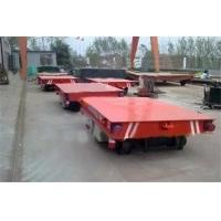 冠華20噸無軌電動平專業制造