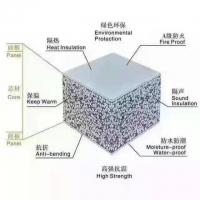 轻质复合墙板  强城墙板,ALC墙板 混凝土加气墙板