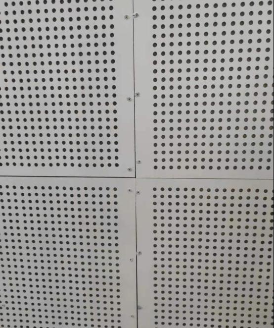 玻纤复合吸音板