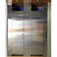 美耐通卫生间隔断-金属铝蜂窝板卫生间隔断系列