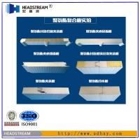 聚氨酯封边玻璃丝棉复合板防火性的重要性