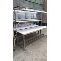 精士博供应工厂车间生产用不锈钢工作台 质量好 价格优惠