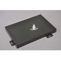 幕墙铝单板_造型铝板_鑫顺铝单板提供