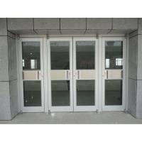 肯德基门安装方法 西安铝型材门