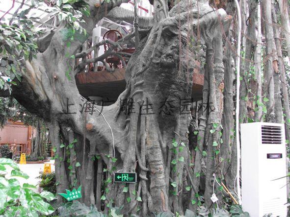 上海仿真榕树
