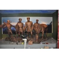 六安霍山烈士博物馆雕塑