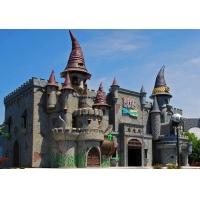 主题公园城堡造型