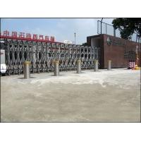 液壓升降路樁,十字路口防撞升降路樁,固定型升降路樁