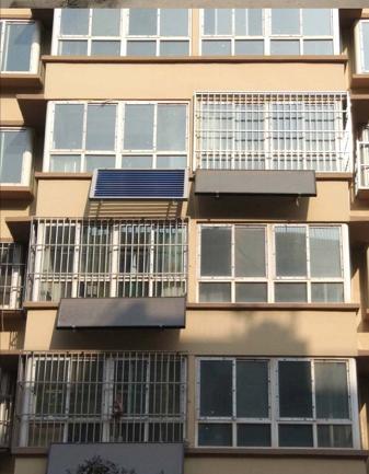合肥太阳能热水系统安装批发