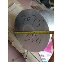 云洛直销7075T6氧化铝棒LY12退火铝棒