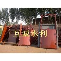 PGZ-0.4x0.4m平面拱形铸铁闸门