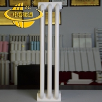 钢制弧管GLZ-Ⅲ散热器 钢制联箱管取暖器 钢制弧管三柱暖气