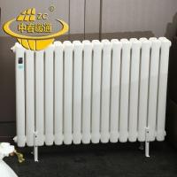 5025鋼二柱暖氣片廠家直供