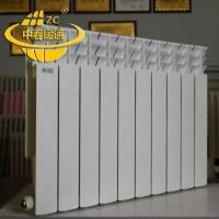 压铸铝双金属焊接散热器_压铸铝暖气片_压铸铝暖气片价格