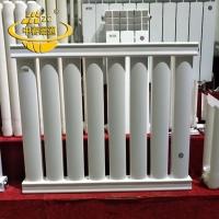 暖气片家用水暖散热片集中供暖钢制8050元宝暖气片煤改气地暖