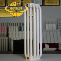 YGH-VI-800钢制弧管六柱暖气片
