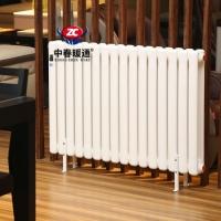 工厂直销钢制柱型暖气片GZ2-900钢制二柱暖气片防腐暖气片