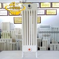 钢管柱型散热器GZ608型GZ-6/800-1.2钢制暖气