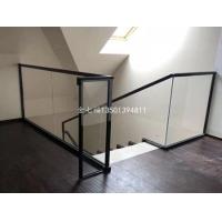金七福玻璃楼梯扶手