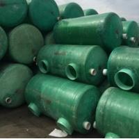 国家新型缠绕式玻璃钢化粪池生产制造商