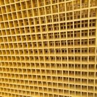 免挖沟漏水网格板,玻璃钢漏水板,复合材料地格板