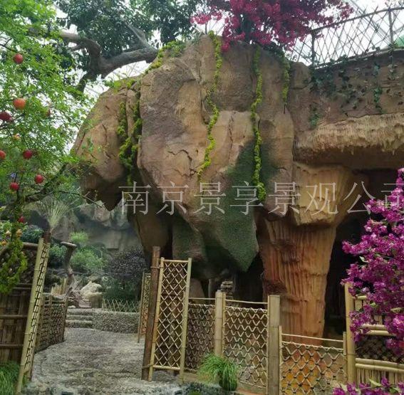 南京假山景观