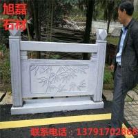 嘉祥石雕厂专业定制石栏杆 石栏板 精雕细琢