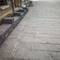 出口专用青石板材 自然面抛光面青石板 多规格定制