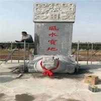 专业设计石碑墓碑 烈士陵园专用墓群 刻字碑楼龟驮碑