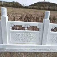 制作景区石栏杆栏板 青石花岗岩石栏杆 量大从优