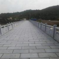 山东济宁 石栏杆 河堤护栏厂家定制 安装