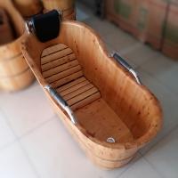 鹏乙翔桑拿设备香柏洗澡木桶,PYX32浴池养生泡澡木桶
