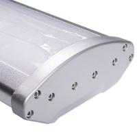 华夏北斗星 室内240W 条形LED篮球场灯具 定制照明解决