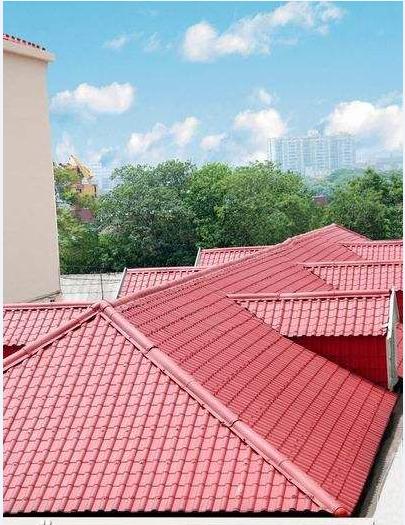 屋面防水瓦ASA合成树脂瓦聚酯瓦可定制