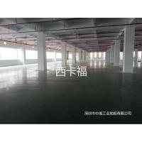 专业地坪施工公司 车间固化剂地坪施工