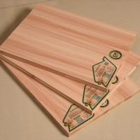 衣柜板材10大品牌 精材艺匠实木免漆板_桂香梨