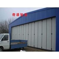 折叠门生产,安徽电动折叠门,彩钢板工业折叠门