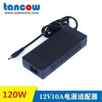 12V10A电源适配器12V10A监控LED灯条12V开关电